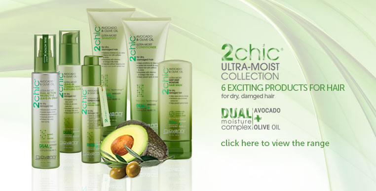 2chic ultra moist collection