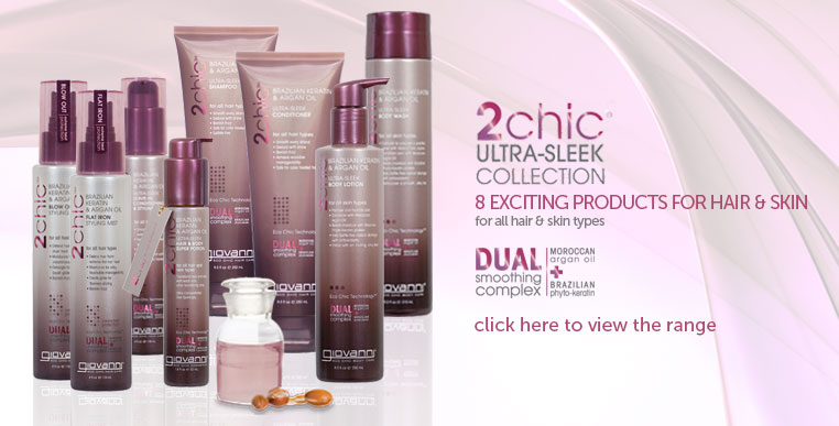 2 chic ultra sleek collection